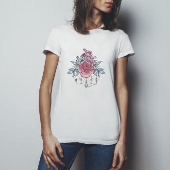 Dámské triko Rose